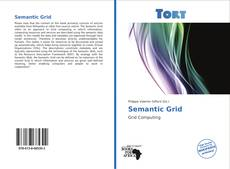 Bookcover of Semantic Grid