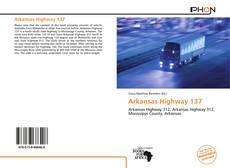 Bookcover of Arkansas Highway 137