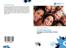 Bookcover of Teeth Cleaning