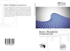 Bookcover of Nauru Phosphate Corporation