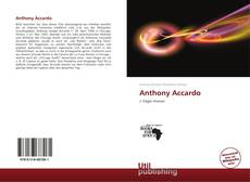 Bookcover of Anthony Accardo