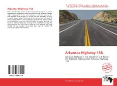 Portada del libro de Arkansas Highway 158