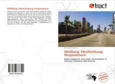 Bookcover of Wildberg, Mecklenburg-Vorpommern