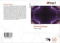 Anthony Ogogo kitap kapağı