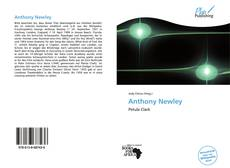 Bookcover of Anthony Newley