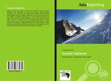Capa do livro de Ouaddaï Highlands