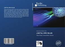 (18374) 1991 RA18 kitap kapağı