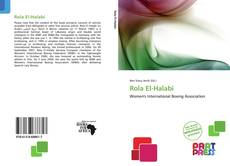 Rola El-Halabi kitap kapağı