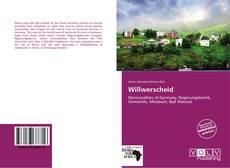 Bookcover of Willwerscheid