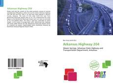 Arkansas Highway 204的封面