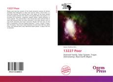 Bookcover of 13227 Poor