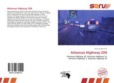 Portada del libro de Arkansas Highway 206