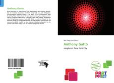 Portada del libro de Anthony Gatto
