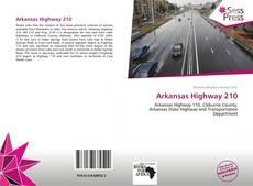 Portada del libro de Arkansas Highway 210