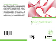 Bookcover of Semantic Neural Network