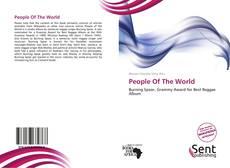 Copertina di People Of The World