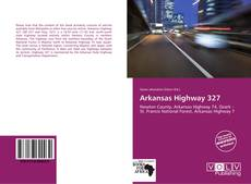 Portada del libro de Arkansas Highway 327