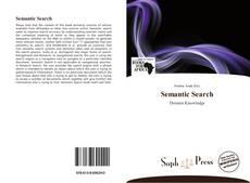 Semantic Search kitap kapağı