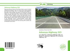 Portada del libro de Arkansas Highway 325