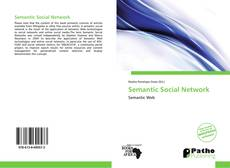 Semantic Social Network的封面