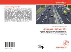Arkansas Highway 301 kitap kapağı