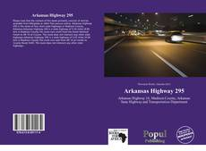 Bookcover of Arkansas Highway 295