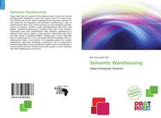 Bookcover of Semantic Warehousing