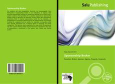 Bookcover of Sponsorship Broker