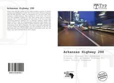 Portada del libro de Arkansas Highway 288