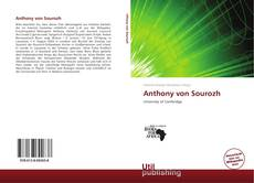 Portada del libro de Anthony von Sourozh