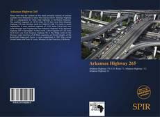 Portada del libro de Arkansas Highway 265