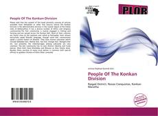 Bookcover of People Of The Konkan Division