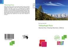 Обложка Tehachapi Pass