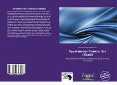 Bookcover of Spontaneous Combustion (Band)