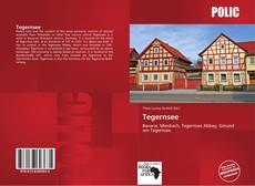 Bookcover of Tegernsee