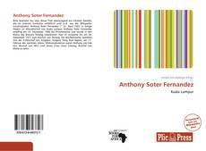 Couverture de Anthony Soter Fernandez