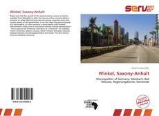 Winkel, Saxony-Anhalt kitap kapağı