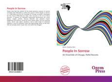 Capa do livro de People In Sorrow