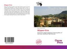 Wipper-Eine kitap kapağı
