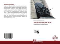 Capa do livro de Weather Station Kurt