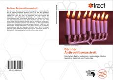 Copertina di Berliner Antisemitismusstreit
