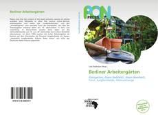 Buchcover von Berliner Arbeitergärten