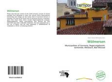 Bookcover of Wölmersen
