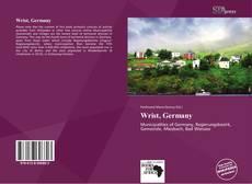 Capa do livro de Wrist, Germany