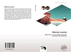 Bookcover of Werner Lorenz