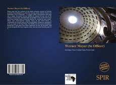 Обложка Werner Meyer (Ss Officer)