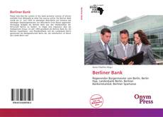 Buchcover von Berliner Bank