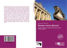 Couverture de Western Army (Russia)