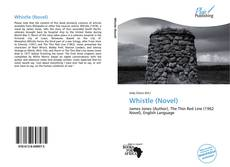Buchcover von Whistle (Novel)