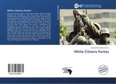 Buchcover von White Citizens Parties
